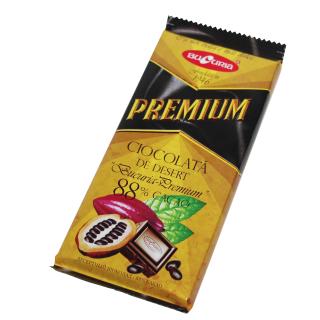 CIOC. BUCURIA Premium (88% cacao) 1/090