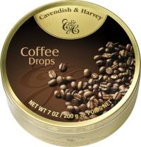 DROPS CU GUST DE CAFEA 1/200